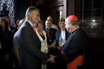Encontro com Cardeal Arcebispo de Cracóvia