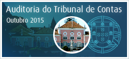 Auditoria do Tribunal de Contas - Outubro 2015