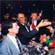 Recepção junto das nossas comunidades portuguesas de Newark, Estados Unidos, Outubro de 1994