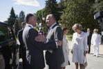 Rei de Espanha acolheu o Presidente português