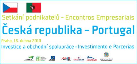 """Encontros Empresariais Portugal-República Checa - """"Investimento e Parcerias"""""""