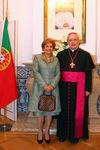 Recepção na Nunciatura Apostólica
