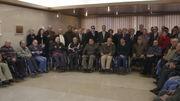 Visita à Associação dos Deficientes das Forças Armadas