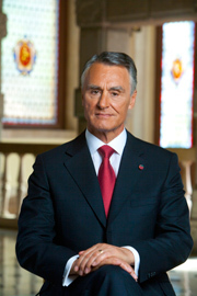 President of the Portuguese Republic - Professor Aníbal Cavaco Silva