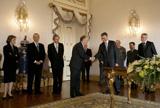Tomada de posse dos novos membros do Conselho de Estado