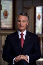 Presidente da República Portuguesa - Aníbal Cavaco Silva