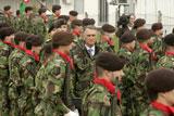 Militares Portugueses destacados no Kosovo