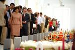 Exposição de cerâmica em Alcobaça