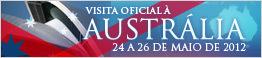 Visita Oficial à Austrália - 24 a 26 de maio de 2012