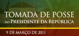 O Dia da Tomada de Posse do Presidente da República